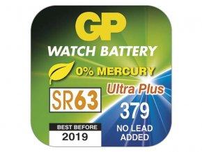 Baterie 379F GP do hodinek