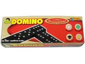 DŘEVO Domino 28 ks *SPOLEČENSKÉ HRY*