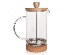 Konvice na čaj ORION Kafetier Cork 1l
