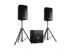 Ozvučovací systém IBIZA CUBE1512
