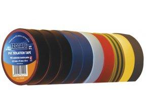 Páska izolační PVC 15/10m barevný mix EMOS 10ks