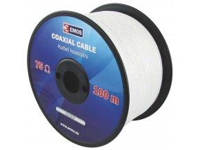 3871 koaxialni kabel cb100f 100m civka emos s5141