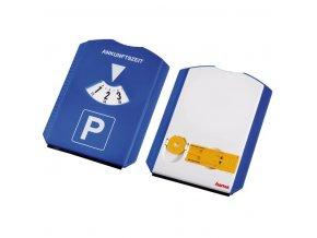 Parkovací hodiny Hama 4v1 (hodiny, škrabka, měřidlo, žeton)