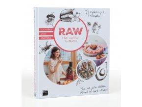 Kniha RAW pro zdraví a krásu