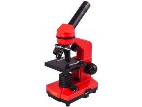 Mikroskop Levenhuk Rainbow 2L Orange