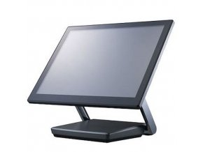 "Pokladní systém FEC XPOS 3685, 15"" LED LCD, PCAP, Intel Core i3-7100U 2,4GHz , 4GB, bez HDD, ZB, titanová"