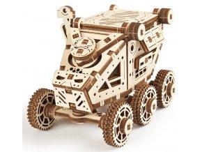 Ugears 3D dřevěné mechanické puzzle Bugina z Marsu
