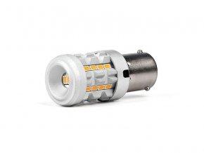 Autožárovka LED BAU15s 12V STU 95AC008ora oranžová