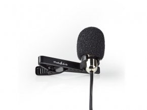 Mikrofon drátový NEDIS MICCJ105BK