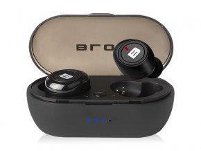 Sluchátka Bluetooth BLOW BTE100 BLACK