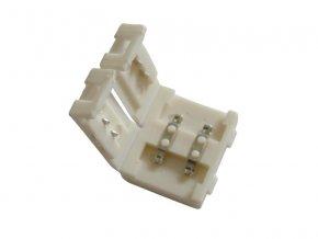 Spojka nepájivá pro LED pásek 5050, 5630 30,60LED/m 10mm