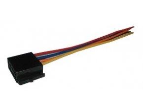Zdířka ISO 552054 (napájení, 5pin)