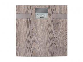 Váha osobní ORION imitace dřeva