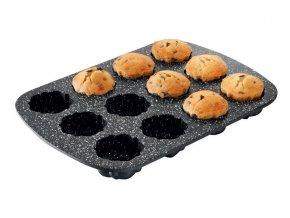 Forma na muffiny s mramorovým povrchem 12ks STONELINE WX-8037