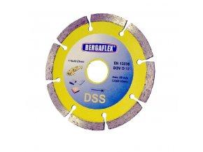 Kotouč řezný diamantový DSS 115x7x22,2 mm ERBA ER-4411538