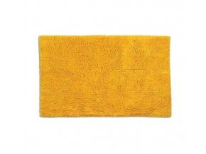 Koupelnová předložka LADESSA UNI 80x50 cm žlutá KELA KL-22114