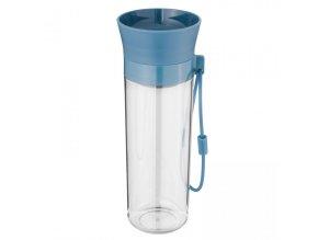 Láhev na vodu termoplast s poutkem LEO