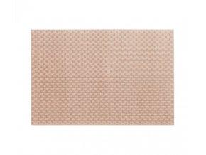 Prostírání PLATO, polyvinyl, pískové 45x30cm KELA KL-11372