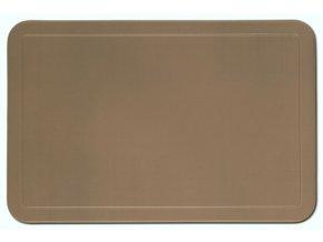 Prostírání UNI hnědá 42,5 x 28 cm KELA KL-15018
