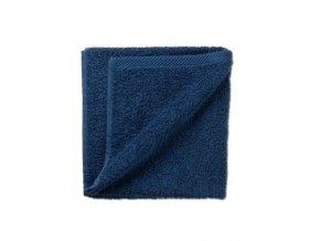 Ručník LADESSA 100% bavlna modrá 50x100cm KELA KL-23286