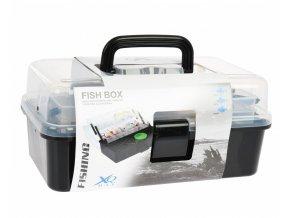 Rybářský box s organizérem Tackle Box