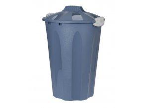 Odpadkový koš popelnice 40 l modrá EXCELLENT KO-Y54231050mo