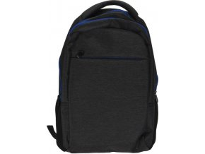 Batoh sportovní XQMAX 17,5 l černá / modrá