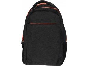 Batoh sportovní XQMAX 17,5 l černá / oranžová
