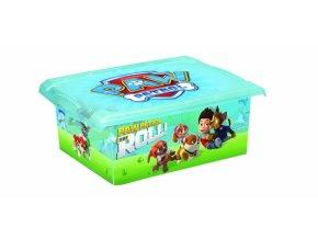 Keeeper Box Paw Patrol - 10 l