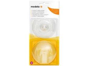 Medela Klobouček prsních bradavek Contact - 2ks , velikost M