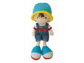 Smily Play, Hadrová panenka/chlapeček s kloboučkem, hnědé vlásky