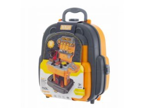 Euro Baby Dětský kufříkový batoh - Nářadí, 2v1