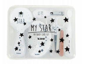 Minene Velká sada péče o dítě 6v1 My Star, bílá