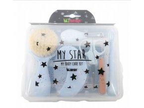 Minene Velká sada péče o dítě 6v1 My Star, modrá
