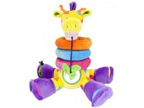 Euro Baby Interaktivní hračka - Žirafa