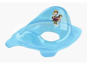 Keeeper Adaptér - treningové sedátko na toaletu Little Prince - modrá