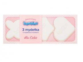 NIVEA Sada mýdel BAMBINO - růžová