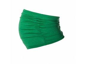 Be MaaMaa Těhotenský pás - zelený