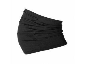 Be MaaMaa Těhotenský pás - černý
