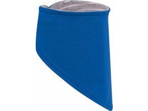 Dětský šátek na krk YO ! - modrá