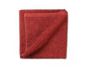 Ručník LADESSA 100% bavlna 50 x 100 cm červená