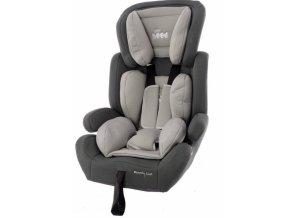 Euro Baby Autosedačka - 9-36kg - sv.šedá