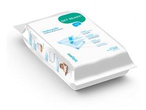 BabyOno Hygienická podložka na přebalování 40 x 60 cm - 10 ks