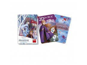 Dino Frozen II Kvarteto