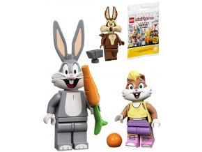 LEGO Minifigurka Looney Tunes s překvapením různé druhy v sáčku 71030