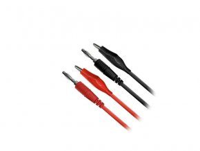Kabel měřící s krokosvorkami Geti GT-L05