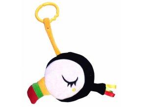 Hencz Toys Tukado - senzorická edukační hračka - šustíci