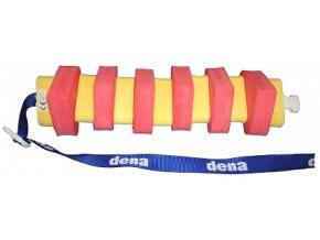 MATUŠKA-DENA Pás plavecký 130cm červeno-žlutý