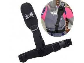 Popruh SJCAM Shoulder Harness Mount na rameno