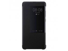 Huawei S-View Pouzdro Black na telefon Huawei Mate20